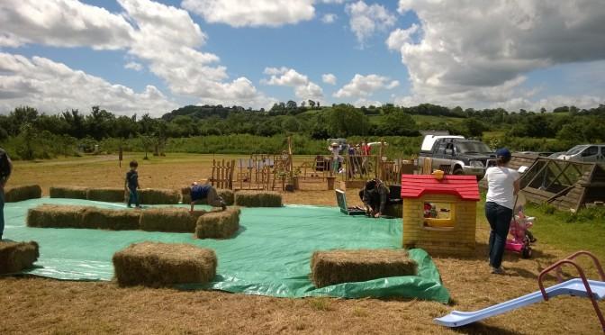Farm Sunday at Wookey Farm