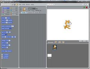 Scratch 1.4 screenshot