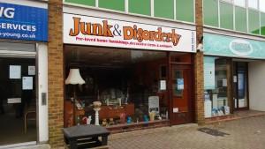Junk & Disorderly