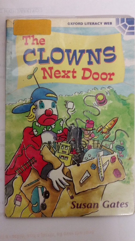 The Clowns Next Door