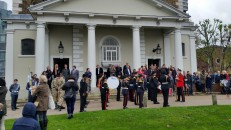 Half Muffled Grandsire Triples for Remembrance Sunday