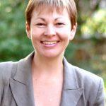 Caroline Lucas, co-leader Green Party